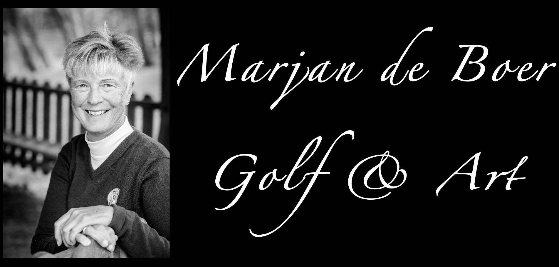 Marjan de Boer Golf & Art